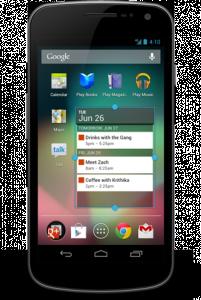 Update Samsung Galaxy Nexus dari Ice Cream Sandwich (ICS) 4.0 Ke Jelly Bean 4.1