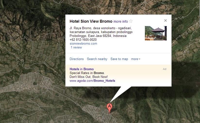Hotel Sion View Bromo ~ paket wisata gunung bromo dan ijen