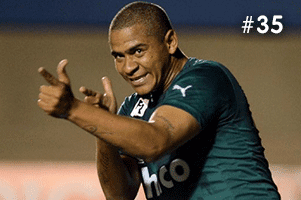Walter atacante do goias no cartolafc