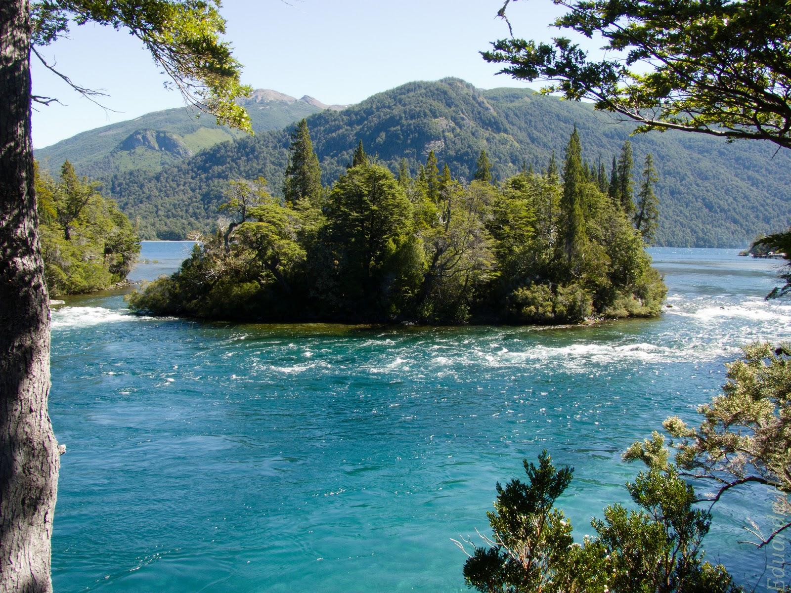 Imagenes de cascadas y rios for Fotos cascadas