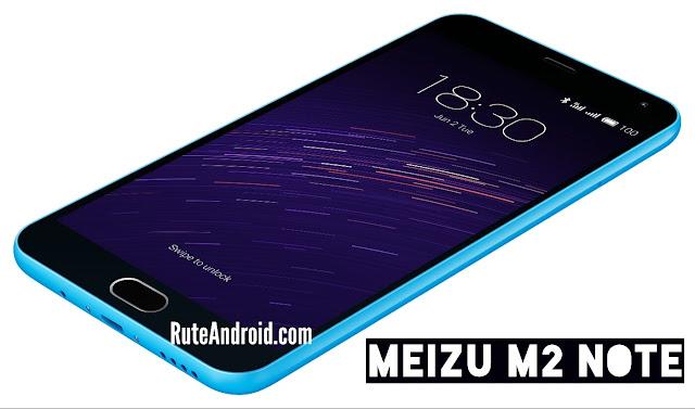 Meizu M2 Note smartphone terbaru