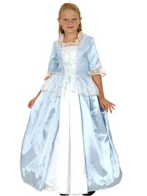Kjole til prinsesse