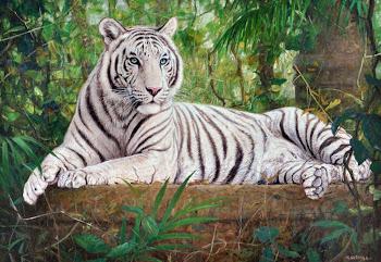 Pinturas de Tigres