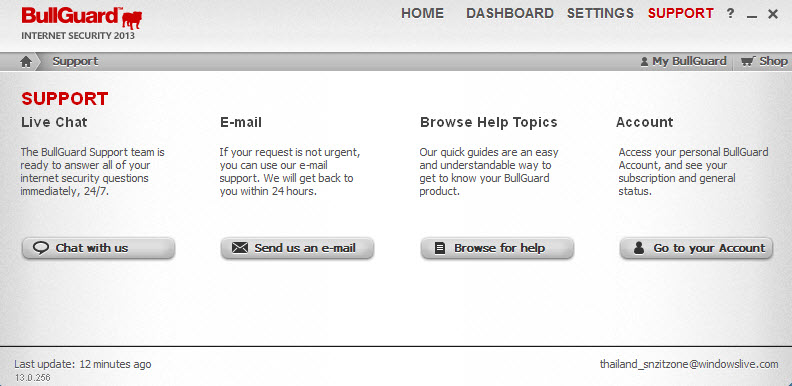 archware software download bullguard internet security