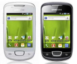 Harga Samsung Galaxy Mini
