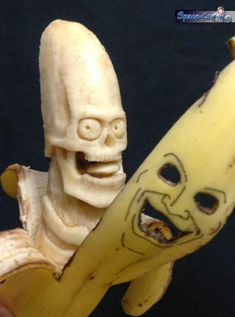 funny things banana picture