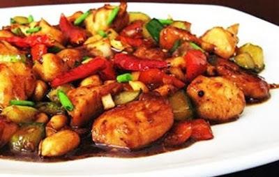 resep ayam masak cabe kering