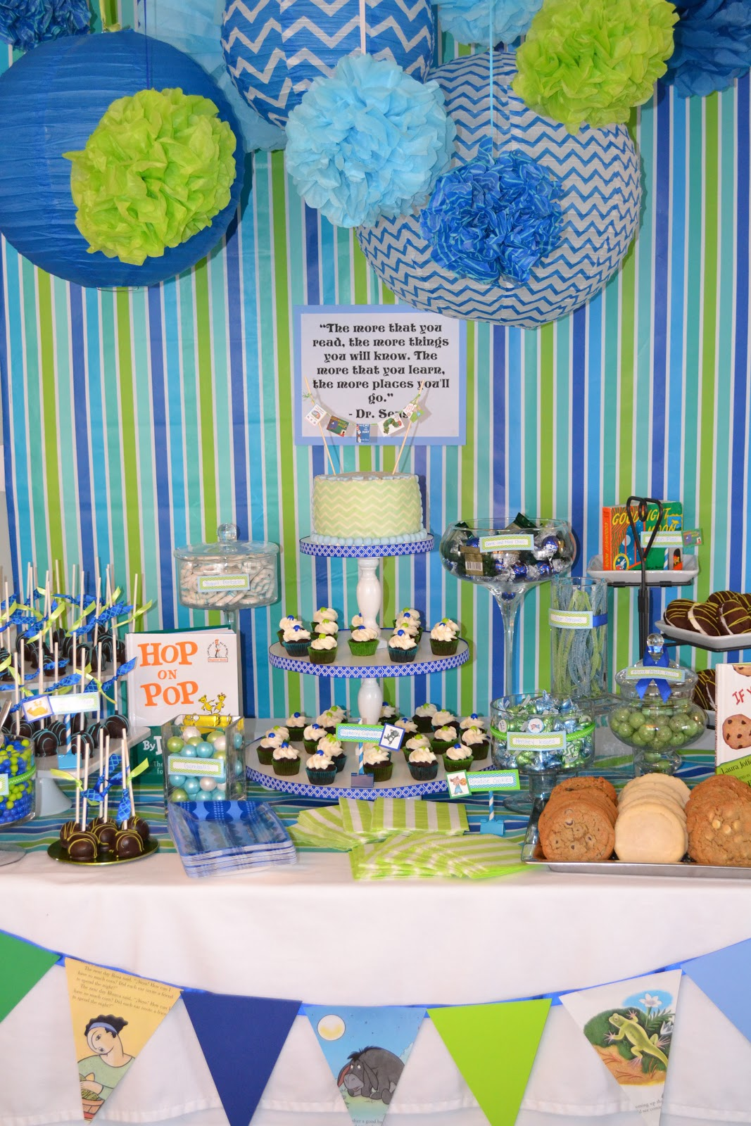 details steph 39 s storybook baby shower