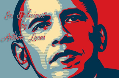 2012.11.13 - SO, DELICIOUS? BY ANTOINE LUCAS #37 So,+Obama
