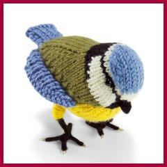 Knitted Bird Pattern : Diversidades: patrones gratis de crochet, amigurumi y manualidades: MUnECOS, ...