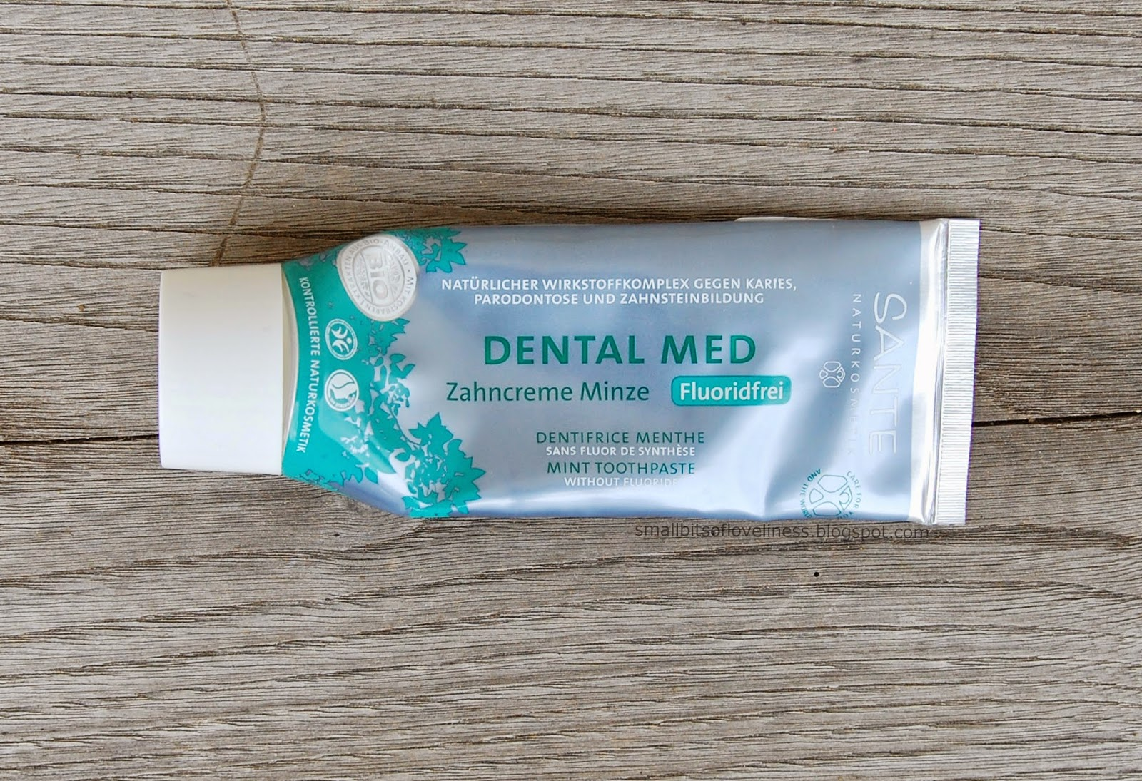 Sante Natural Toothpaste Mint