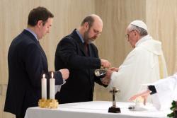 O bispo e o padre devem ser pastores e não lobos, disse o Papa