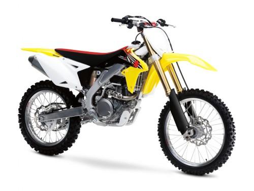 2012 New Suzuki RM Z250