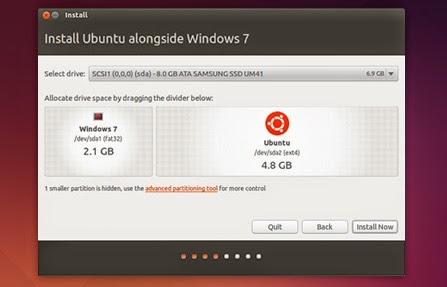 crear usb de ubuntu 14.10