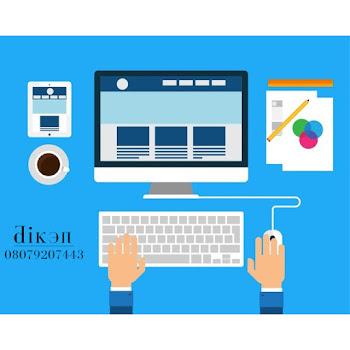 DIKEN || Quality Web Designs