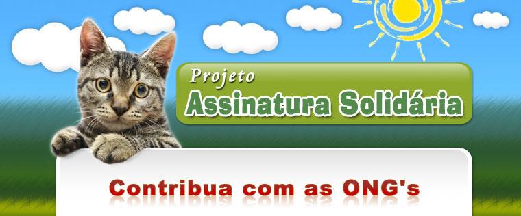 Projeto Assinatura Solidária