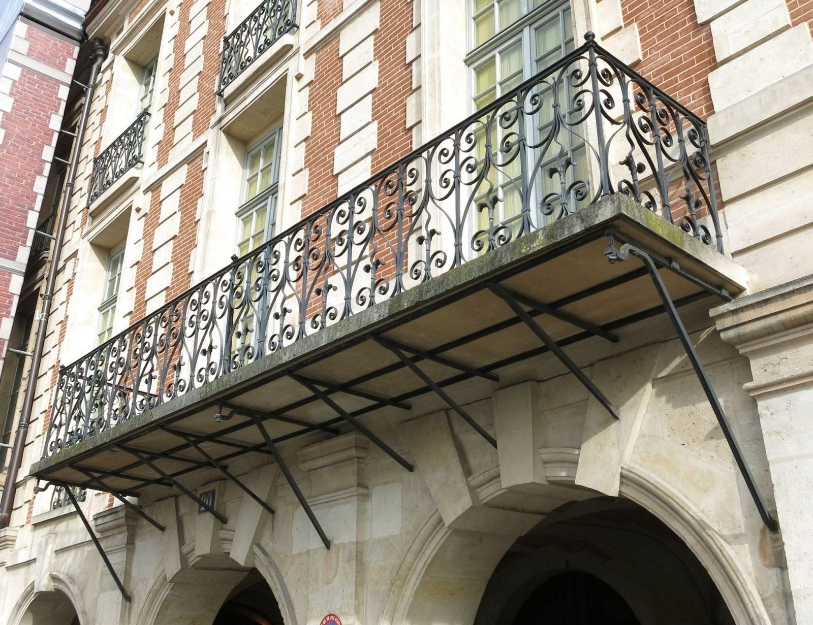 Combien a porte balcons paris consoles m talliques - Combien de portes a paris ...