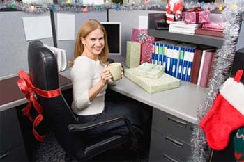 ... You Considered and Applied the Ideas of Decorating Office Cubicle