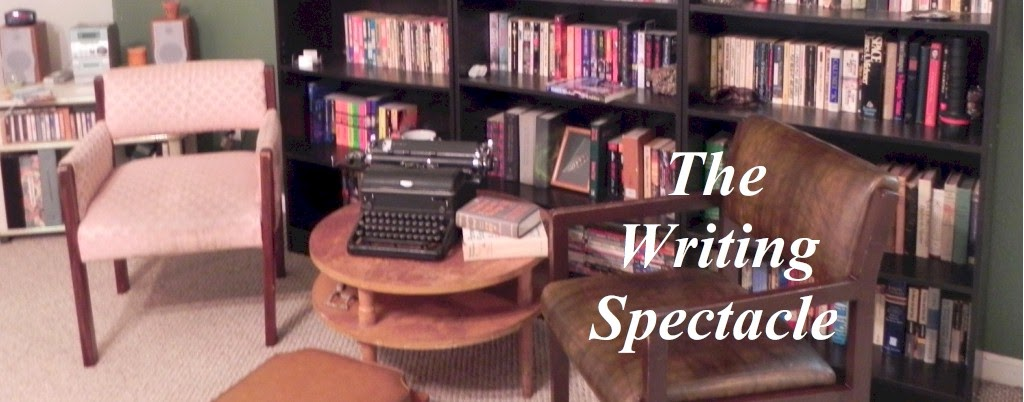 The Writing Spectacle