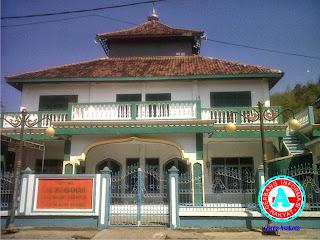 Rehab Kubah Masjid Al-Istiqamah Jatiwangi Butuh Dana Rp100 juta