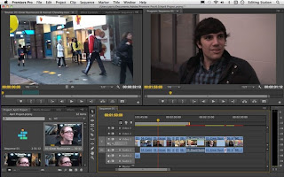 Adobe Premiere Pro Cs6 Screenshoot