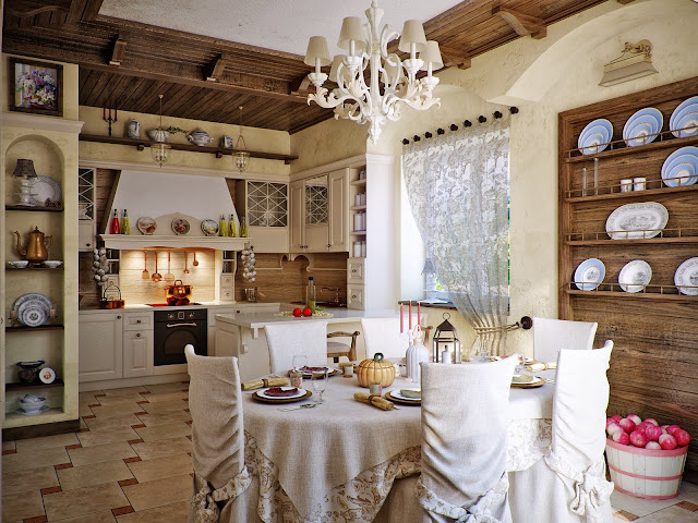 Kuchnie w stylu francuskim