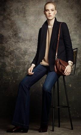 Massimo Dutti mujer colección pre fall 2014 look