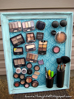 DIY makeup board