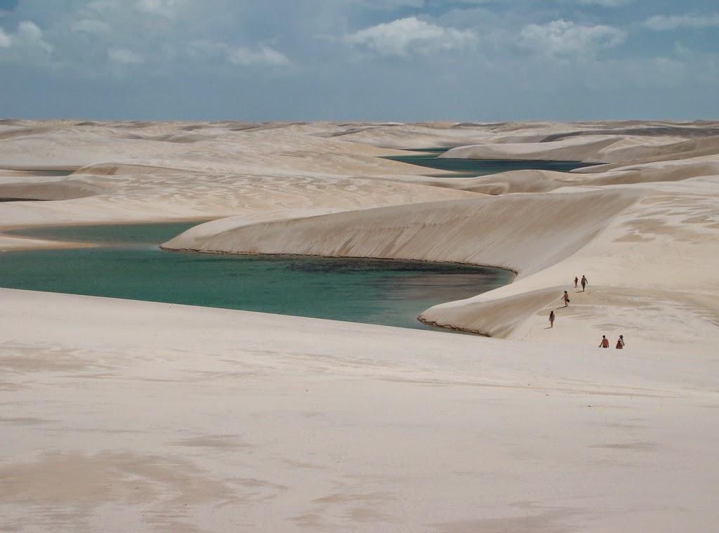 Parque Nacional de los Lençóis Maranhenses - Brasil