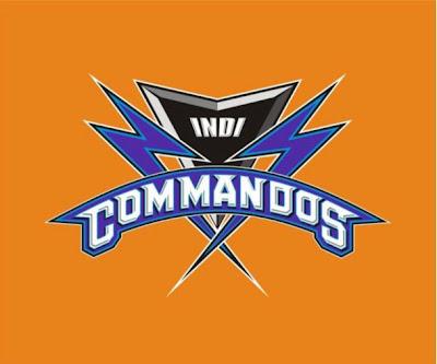 Indi Commandos Logo- Kochi IPL
