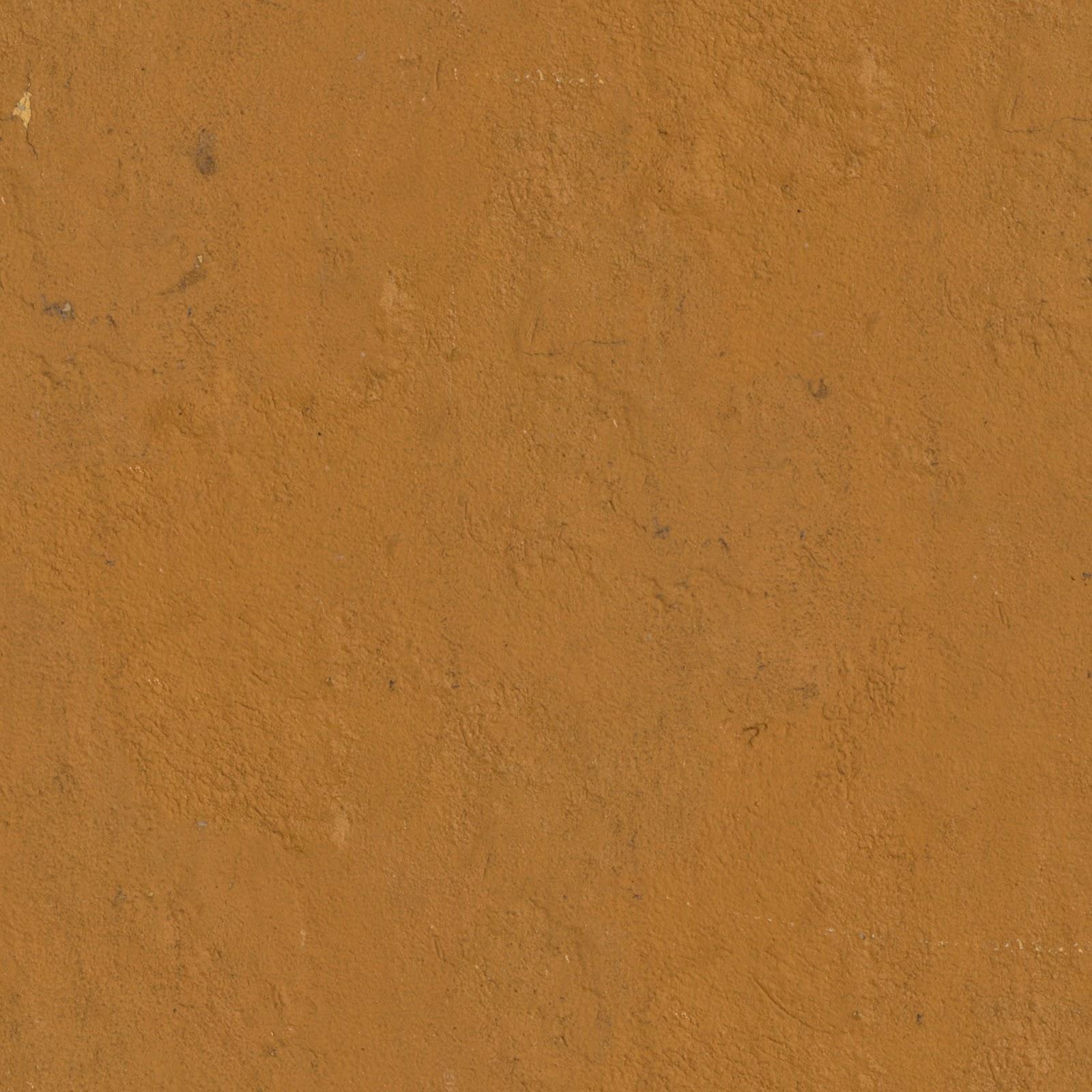 Wall stucco orange dirt seamless texture 2048x2048