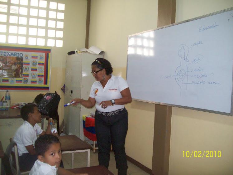 Taller  Lopnna. Escuela Basica Bolivariana Antimano I.-