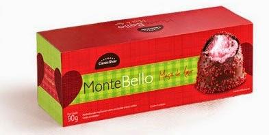 chocolate Montebello maça do amor presente dia dos namorados Cacau Show