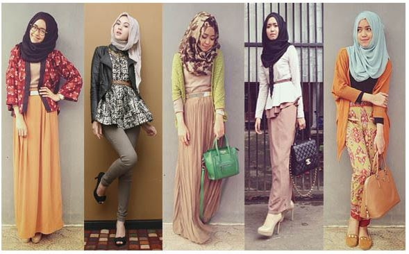 4 Gaya Fashion Yang Lagi Trend Di Kalangan Remaja