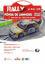Rally Slot Póvoa de Lanhoso - Terra do Ouro