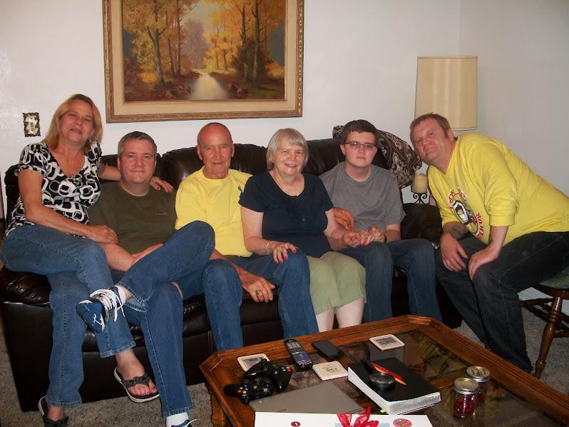 2013 Family Gathering
