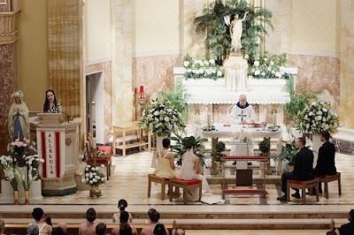 Saint Rocco's Wedding