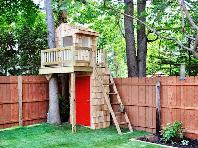Small Backyard Ideas for Kids