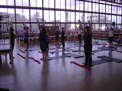 Demostración Pilates Mat