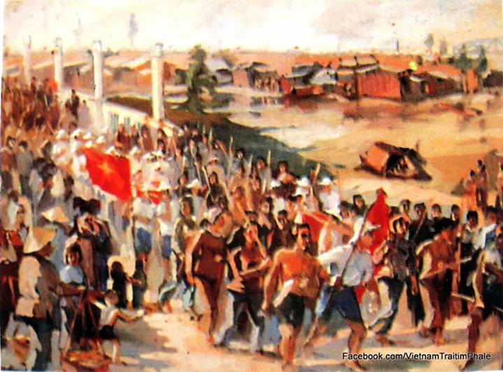 August Revolution (19/8/1945)