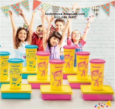 part-set-children-tupperware