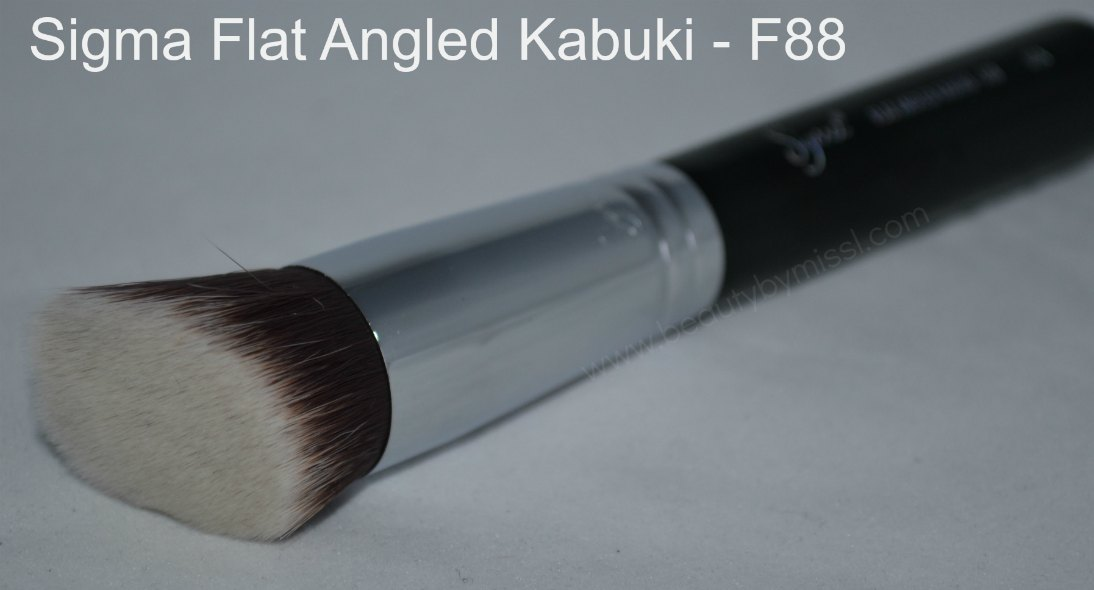 my opinion of Sigma F88 Flat Angled Kabuki