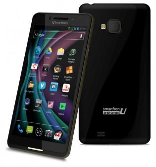 Smartfren Andromax U2, HP Android Dual Core Murah