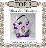 I made TOP3 at Blog So Desafios