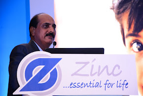 Mr. Sunil Duggal –CEO, HZL at International Galvanizing Conference