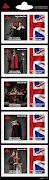 I'm not sure that the depiction of murderers on stamps helps the tourist . (london dungeon)
