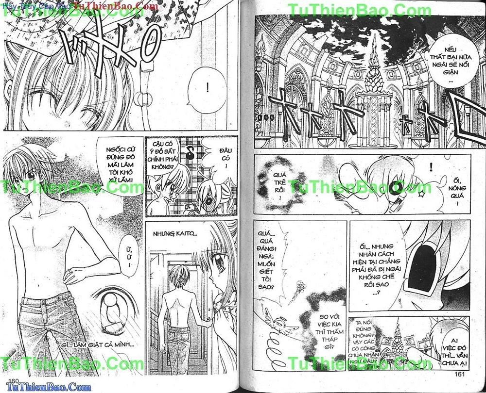Viên Ngọc Nàng Tiên Cá Chapter 5 - Trang 79