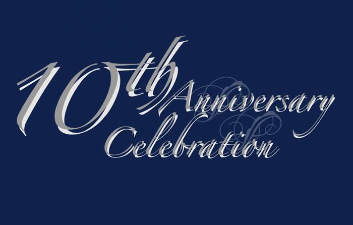 The seamans th year wedding anniversary