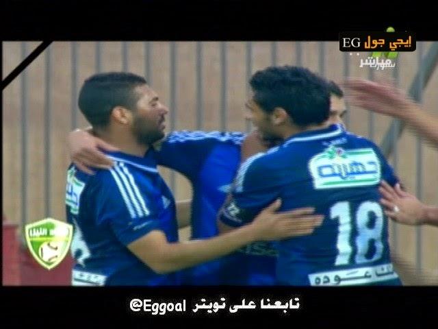 اهداف مباراة الاهلى وطلائع الجيش  3-1||الدورى المصرى || 24-1-2015 -