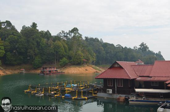 Tempat Menarik di Tasik Kenyir Terengganu
